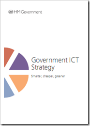 HMGovernment ICT Strategy Cover