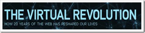 The Virtual Revolution Banner