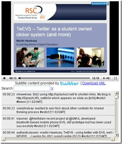 ESTiCT Presentation link
