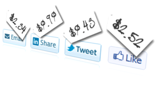 How do I 'like' your course? The value of Facebook recommendation