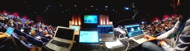 Setup for #altc 2014