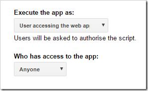 deployed webapp