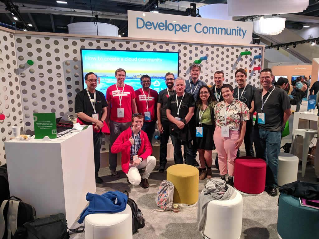 Google Apps Script Meetup at Google Cloud Next '18