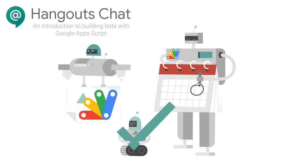 An introduction to building Google Hangouts Chat bots with